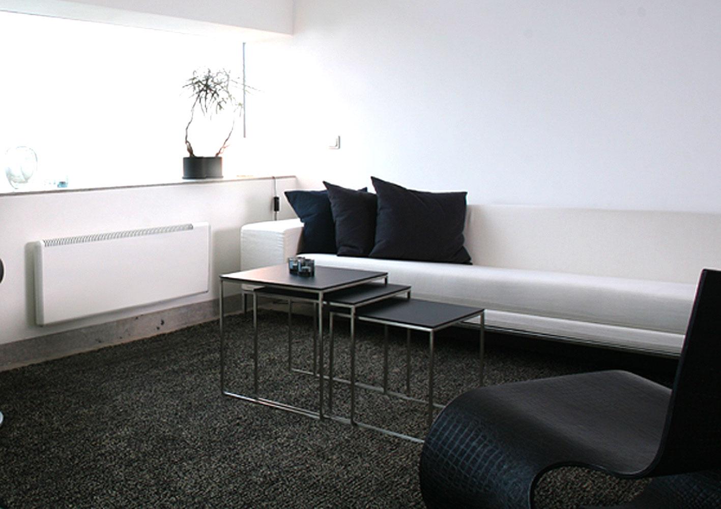 Riscaldamento elettrico svedese radiatore elettrico a basso consumo - Riscaldare casa a basso costo ...